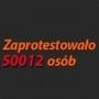 List protestacyjny do Janusza Palikota
