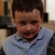 dziecko agresja w rodzinie