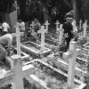 cmentarz woyń