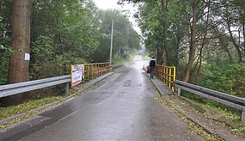 most nad drwinką